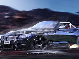 BMW Z4 Driftline