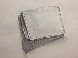 我画的钱包