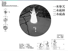 产品设计 | 灯具概念设计  FOREST  · 森