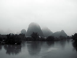 桂林山水摄影