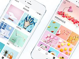 Redesign App_POCO摄影
