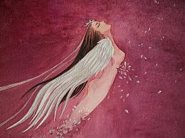 原创|山鬼是一位美丽、率真、痴情的少女