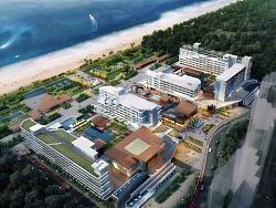 艾米国际-阳江海陵岛保利银滩海悦酒店标识规划设计