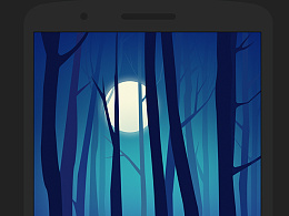 森林的秘密