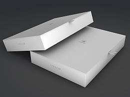 智能投影仪包装盒