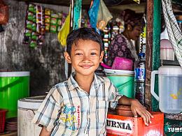 【满载微笑的旅程】一个去泗水