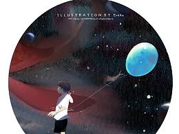 气球男孩—《鲸》(修改)