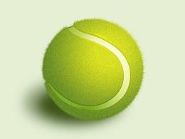 网球 临摹