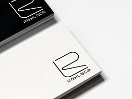Raylace标志设计