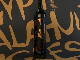 WILD红酒包装系列