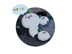【四格漫×长草颜团子】让团子陪你度过每一个晚睡的夜 ( ´・◡・` )