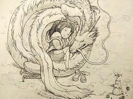 天空之城/千与千寻/龙猫