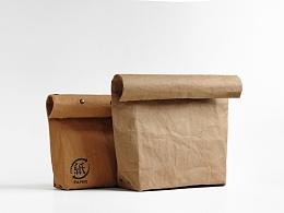 纸竹常乐创意手卷包大