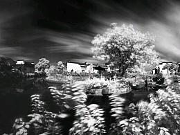 黄山徽州各时期胶片摄影