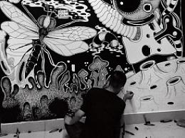 暗黑绘画&黑白