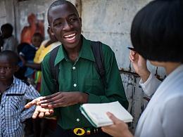 贫民窟里的非洲人,挣扎的今天,困惑的明天和遥远的梦想