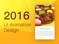 2016 UI Animation Design合集(JUNBAI)