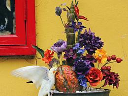 指见生活二十八期粘土花艺培训学员作品展示(二)