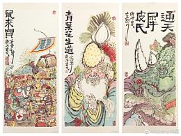 【南记手绘·不二堂·古灵精怪·第四季】