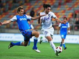2011May21:中超联赛:天津泰达2:1江苏舜天