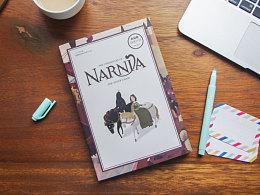 百词斩阅读计划《纳尼亚传奇—银椅》插画