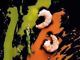 芦笋绘虾仁