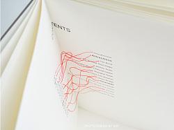 手工书籍设计《线II》 城市·上海