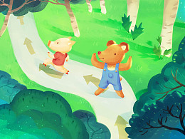 儿童插画(2016)