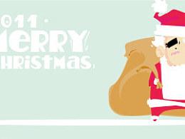 对!有快到圣诞节了!