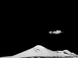 极昼里的冰岛白日黑夜。