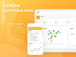 LEMON  DASHBOARD
