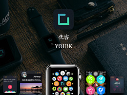 优客 Iwatch(ios)界面