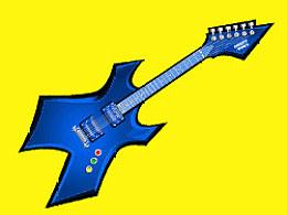 BrnzWrlk电吉他