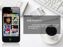 新闻阅读App
