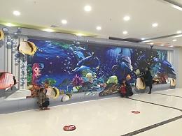 京美3D立体画之【海洋世界】