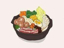 【FOOD】乱涂乱画一号作