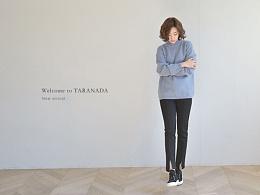 TARANADA首页设计
