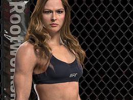 入特数码学生作品UFC女选手