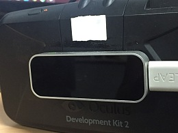 Leap Motion Orion + Oculus DK2 for Unity3D Package