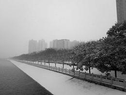 郑州的初雪