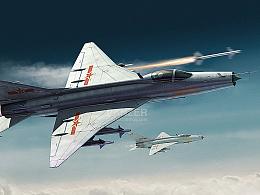 J-7G 歼击机