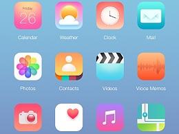【icons】ios练习