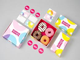 DUNKIN DONUTS — BRAND DESIGN.