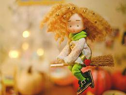 亂亂和愛麗絲——原創自制妝發造型娃