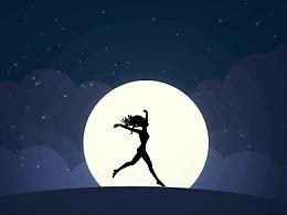 moon_月亮