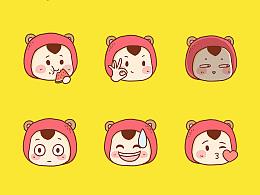 猴孩儿COS大黄脸