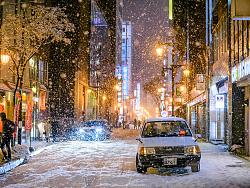 北海道之行—札幌大雪篇