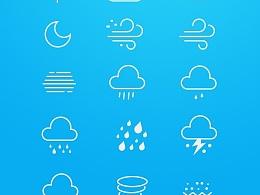 天气icon