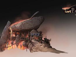洛克猴杜震最新课范《hot pot》来啦!