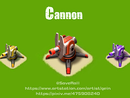 Cannon加农炮